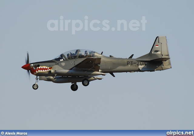 PT-ZDN, Embraer EMB-314-A-29B Super Tucano, Indonesian Air Force