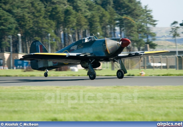 PZ865, Hawker Hurricane Mk.IIC, Royal Air Force