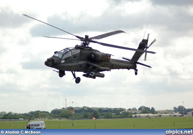 Q-08, Boeing (McDonnell Douglas-Hughes) AH-64A Apache, Royal Netherlands Air Force
