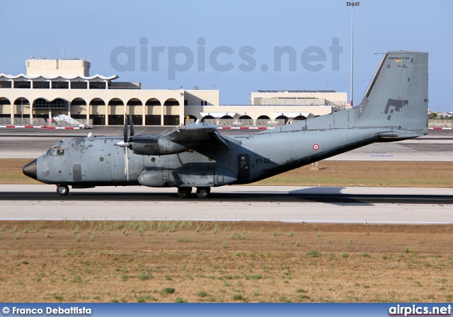 R153, Transall C-160R, French Air Force