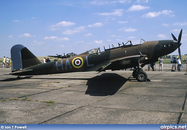 R3590, Fairey Battle Mk I, Private