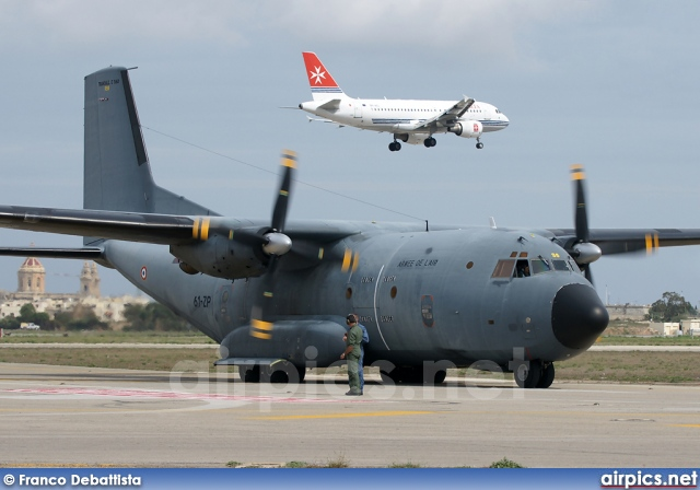 R98, Transall C-160R, French Air Force