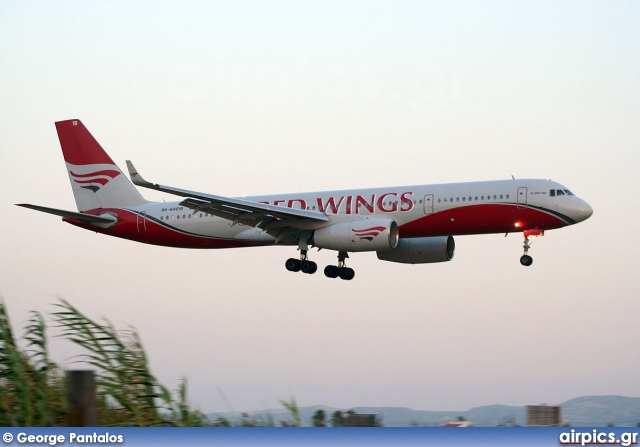 RA-64019, Tupolev Tu-204-100, Red Wings Airlines