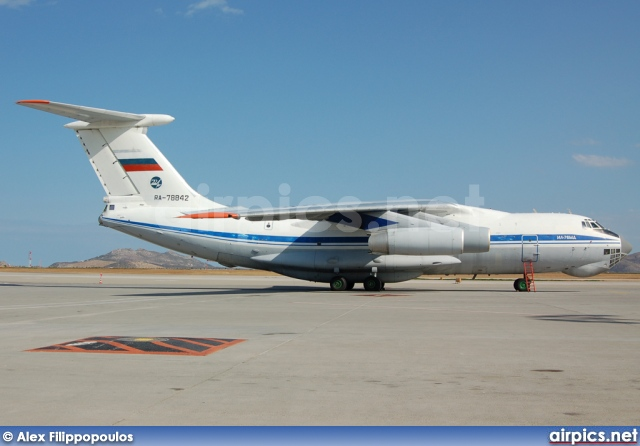 RA-78842, Ilyushin Il-76-MD, Russian Air Force