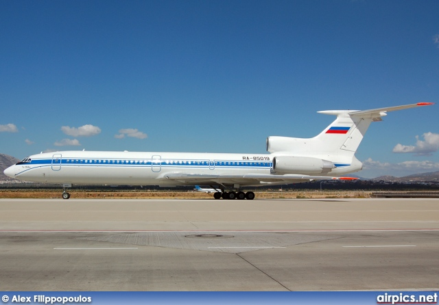 RA-85019, Tupolev Tu-154M, Russian Air Force
