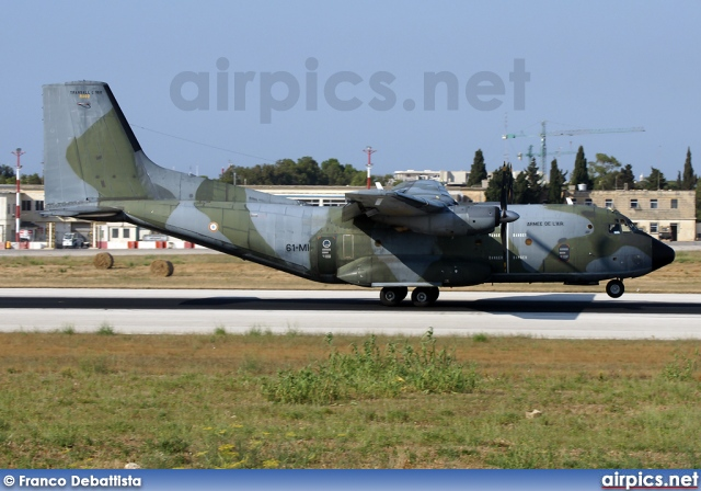 RA02, Transall C-160R, French Air Force