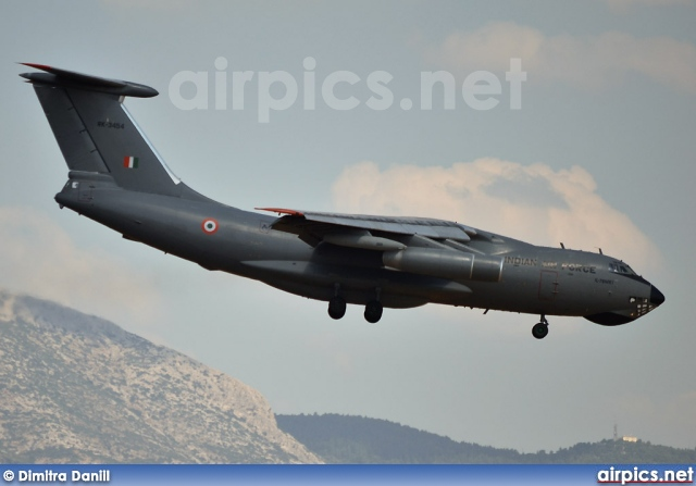 RK-3454, Ilyushin Il-78MKI Midas, Indian Air Force