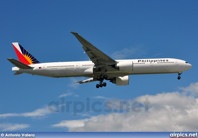 RP-C7776, Boeing 777-300ER, Philippine Airlines