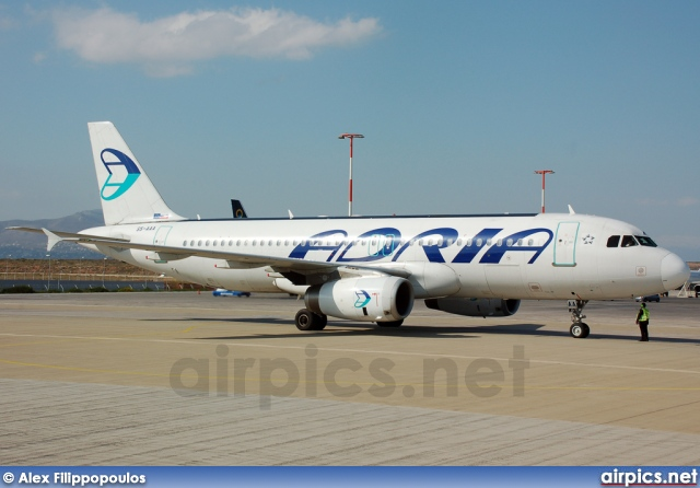 S5-AAA, Airbus A320-200, Adria Airways