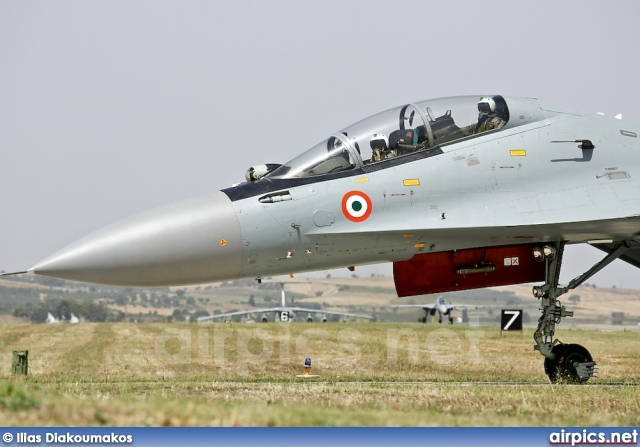 SB044, Sukhoi Su-30-MKI, Indian Air Force
