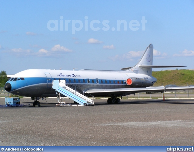 SE-DAI, Sud Aviation SE-210 Caravelle III, Le Caravelle Club