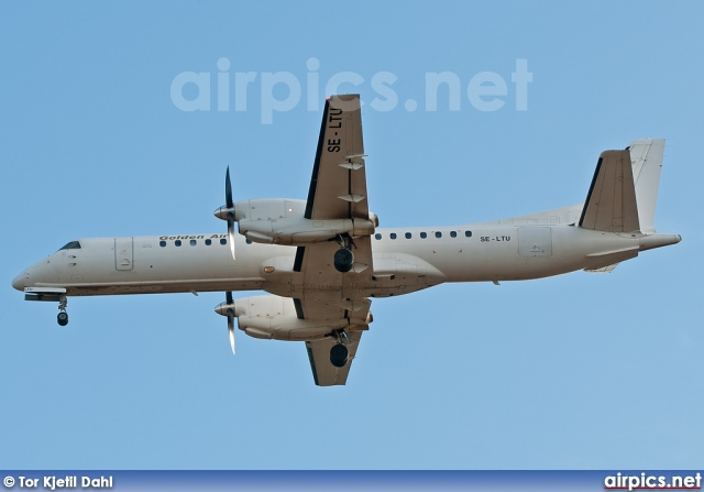 SE-LTU, Saab 2000, Golden Air