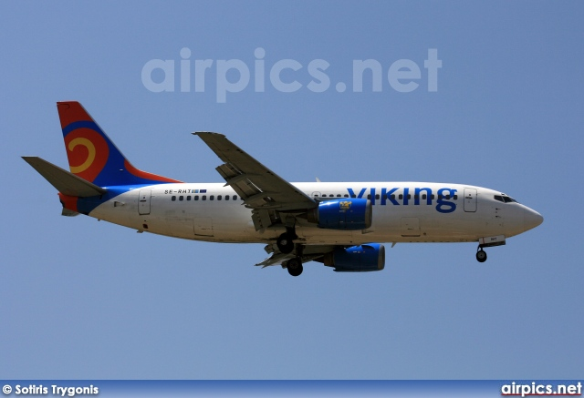 SE-RHT, Boeing 737-300, Viking Airlines