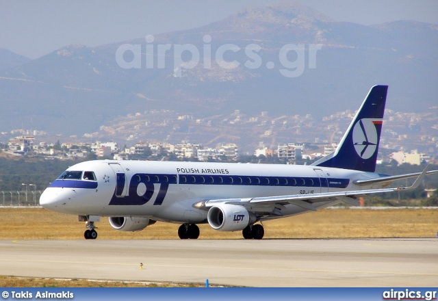 SP-LIF, Embraer ERJ 170-200LR, LOT Polish Airlines