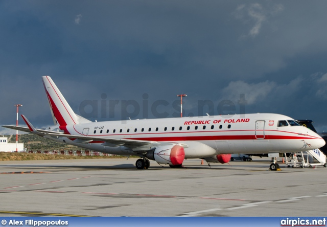 SP-LIG, Embraer ERJ 170-200LR, Republic of Poland