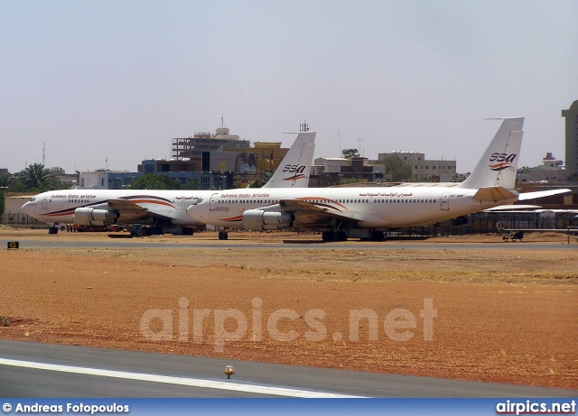 ST-ARI, Boeing 707-300C, Sudanese States Aviation