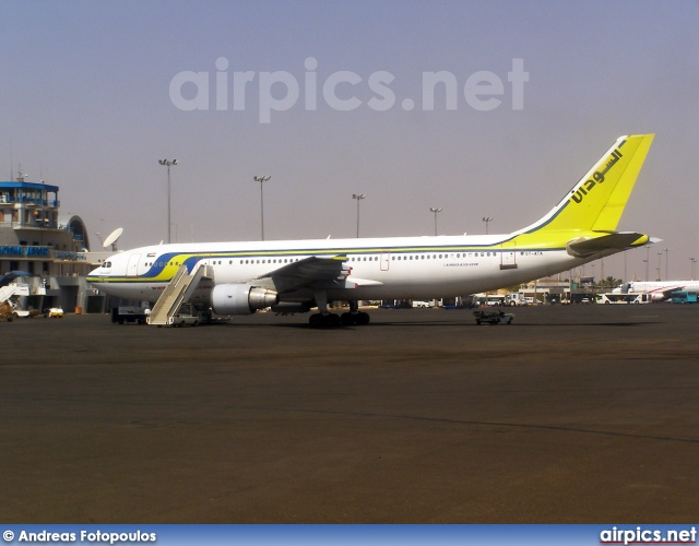 ST-ATA, Airbus A300B4-600R, Sudan Airways