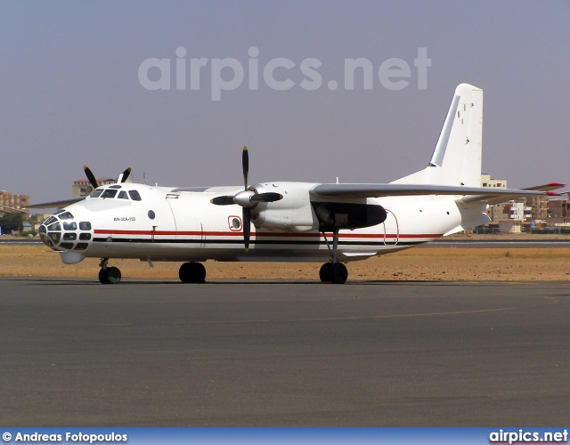 ST-GFD, Antonov An-30A, Green Flag