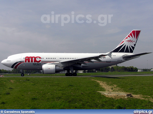 SU-BOW, Airbus A310-300, AMC Airlines