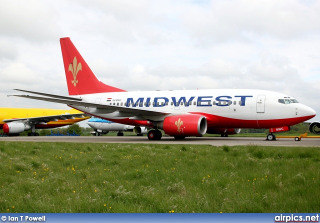 SU-MWC, Boeing 737-600, Midwest  Airlines (Egypt)