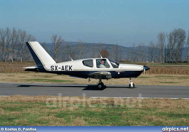 SX-AEK, Socata TB-9, Private