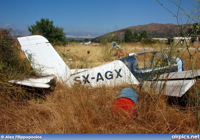 SX-AGX, Morane-Saulnier 880B Rallye Club, Private