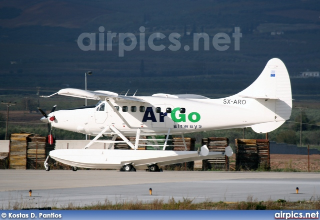 SX-ARO, De Havilland Canada DHC-3-T Turbo-Otter, Argo Airways