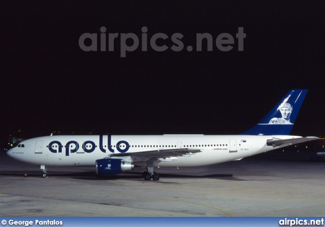SX-BAY, Airbus A300B4-200, Apollo Airlines