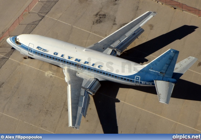 SX-BCA, Boeing 737-200, Olympic Airways