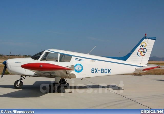 SX-BDK, Piper PA-28-140 Cherokee, Olympic Airlines