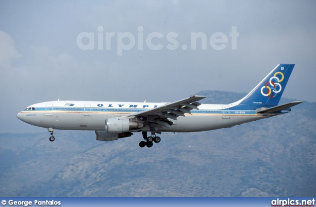 SX-BEB, Airbus A300B4-200, Olympic Airways