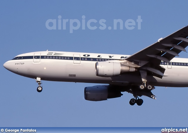 SX-BEE, Airbus A300B4-200, Olympic Airways
