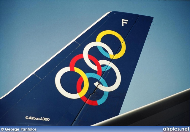 SX-BEF, Airbus A300B4-100, Olympic Airways