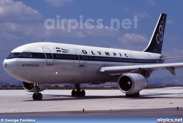 SX-BEG, Airbus A300B4-100, Olympic Airways