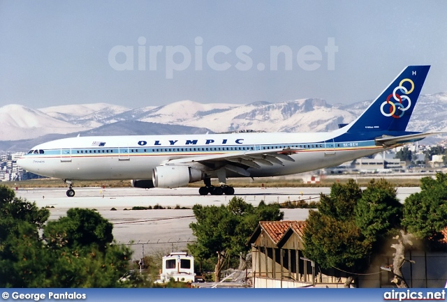 SX-BEH, Airbus A300B4-100, Olympic Airways