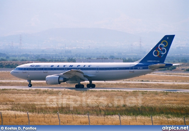SX-BEK, Airbus A300B4-600R, Olympic Airlines