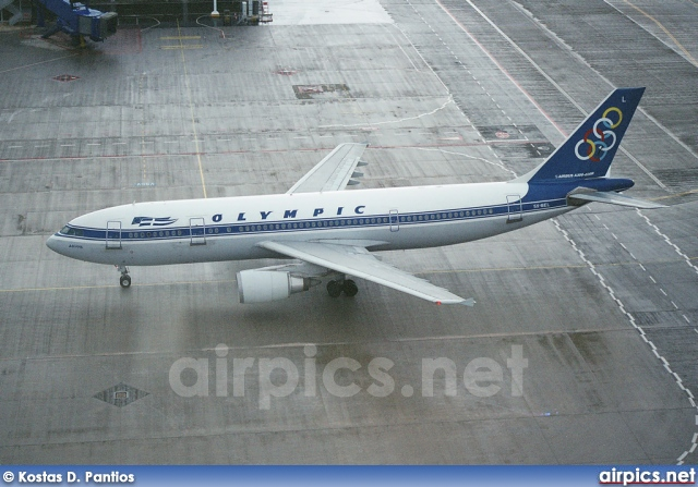 SX-BEL, Airbus A300B4-600R, Olympic Airlines