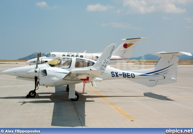 SX-BEO, Diamond DA42NG Turbo Twin Star, Private