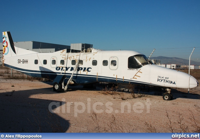 SX-BHH, Dornier  Do 228-200, Olympic Aviation