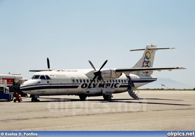 SX-BIA, ATR 42-300, Olympic Airlines