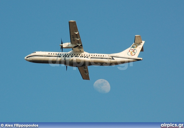 SX-BIF, ATR 72-200, Olympic Airlines