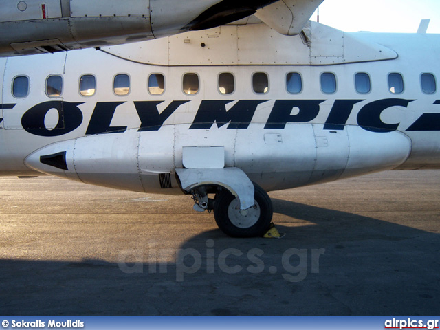 SX-BIG, ATR 72-200, Olympic Airlines