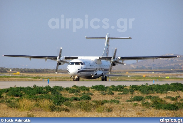 SX-BIH, ATR 72-200, Olympic Airlines