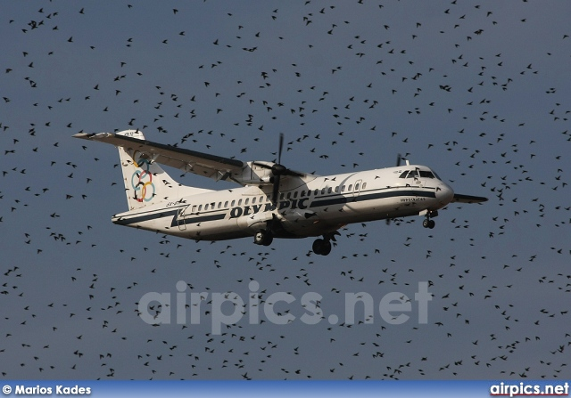 SX-BII, ATR 72-200, Olympic Airlines