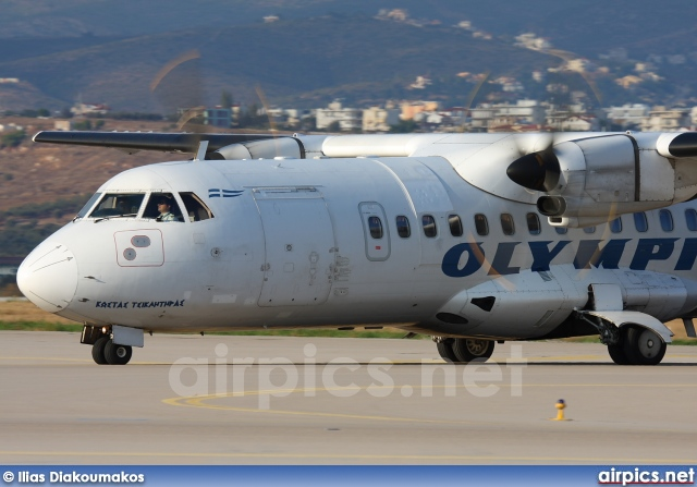 SX-BIM, ATR 42-320, Olympic Airlines
