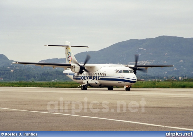 SX-BIN, ATR 42-320, Olympic Airlines