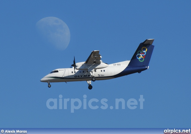 SX-BIQ, De Havilland Canada DHC-8-100 Dash 8, Olympic Air