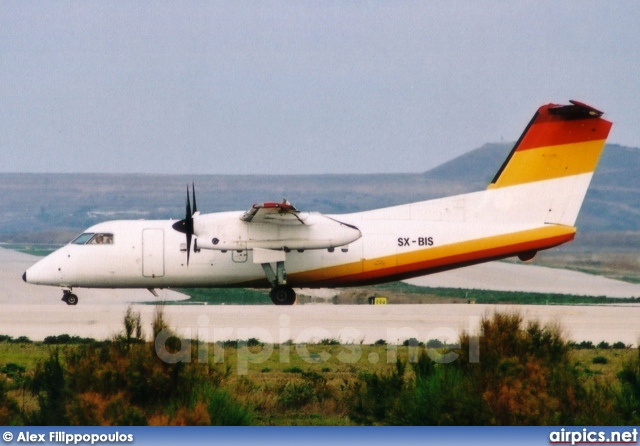 SX-BIS, De Havilland Canada DHC-8-100 Dash 8, Untitled