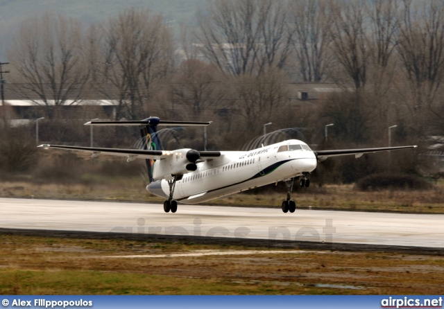 SX-BIT, De Havilland Canada DHC-8-400Q Dash 8, Olympic Air