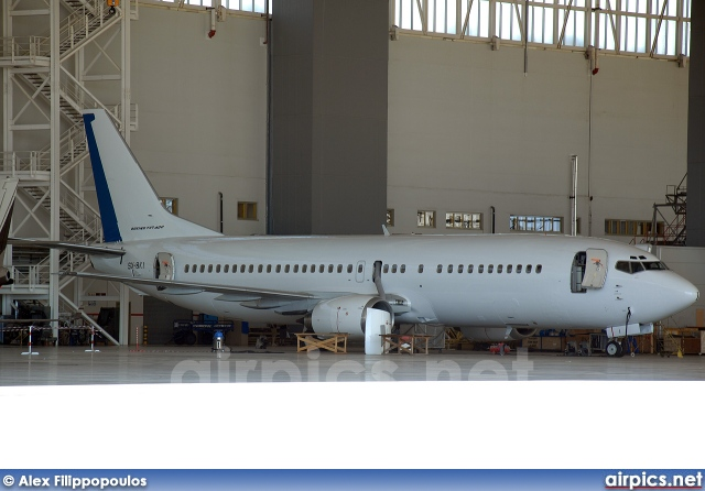 SX-BKI, Boeing 737-400, Untitled